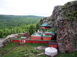 Tuvkhun Kloster